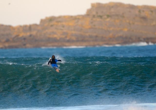 Mundaka, le pèlerinage d'automne du Surfeur européen
