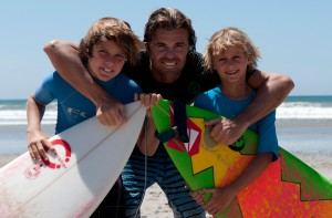 Fun is the key to surfing progression